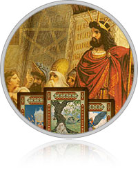 King Solomon Tarot